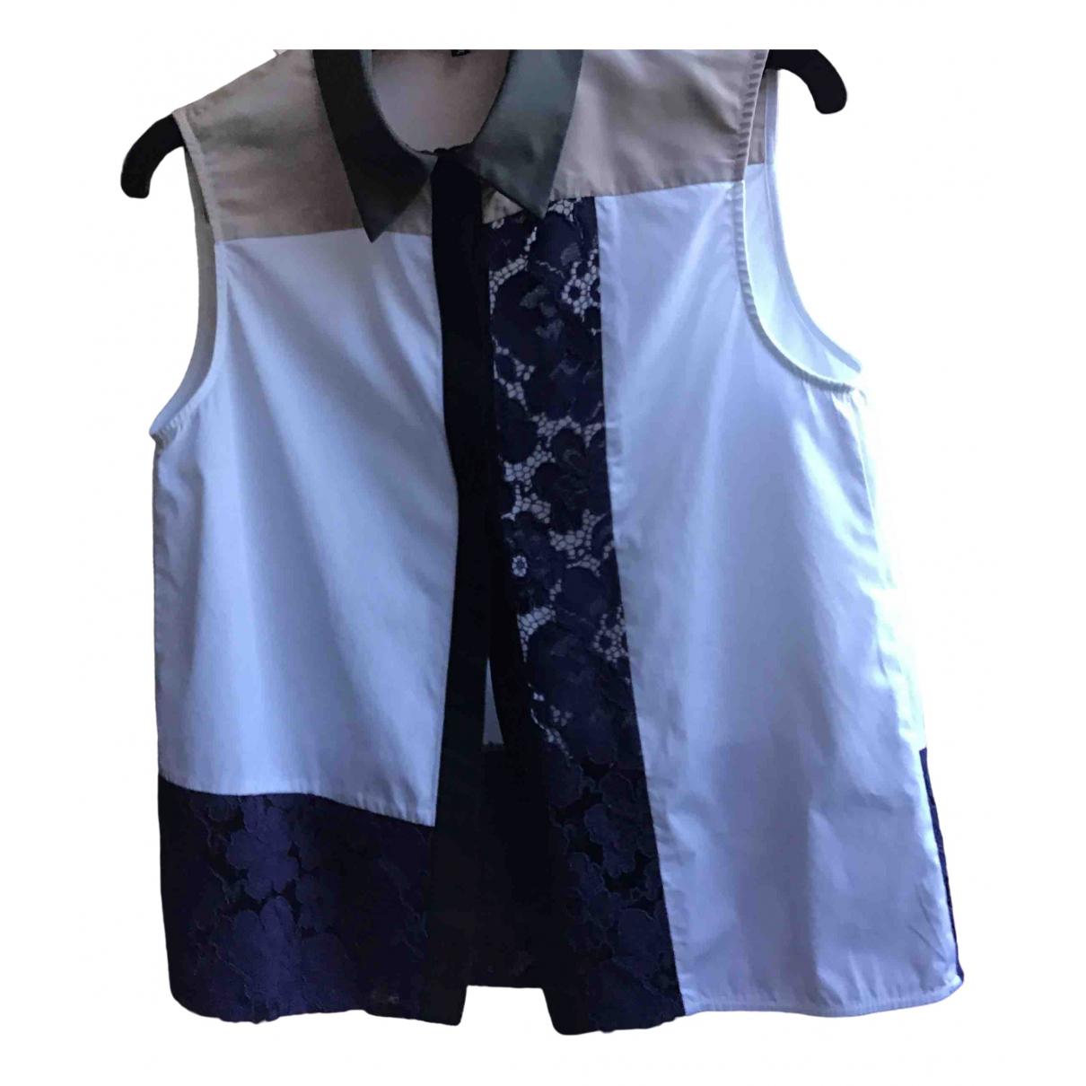 Tara Jarmon - Top   pour femme en coton