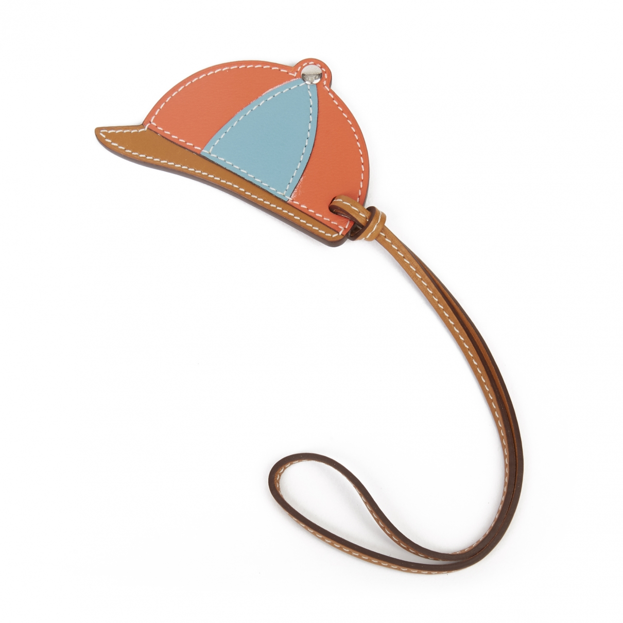 Hermès Paddock Multicolour Leather Bag charms for Women \N