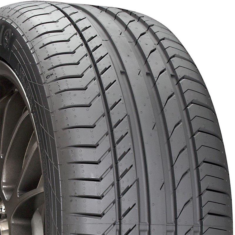 Continental 03588040000 Sport Contact 5 Tire 255/35 R19 92Y SL BSW BM RF