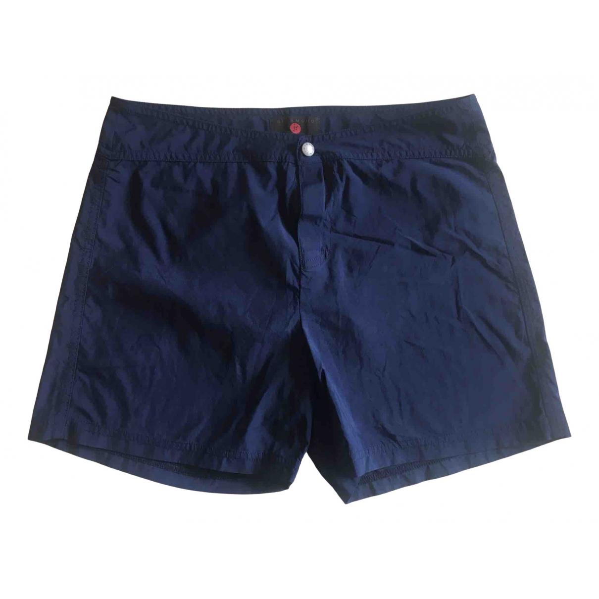 John Richmond \N Shorts in  Blau Polyester