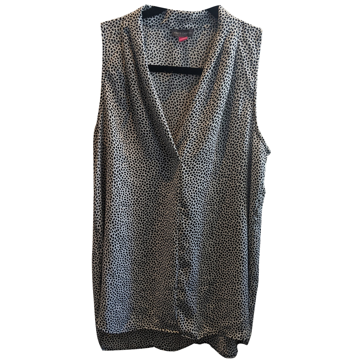 Vince Camuto \N Top in  Bunt Polyester