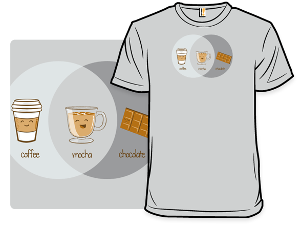 Everything's Better With Chocolate T Shirt