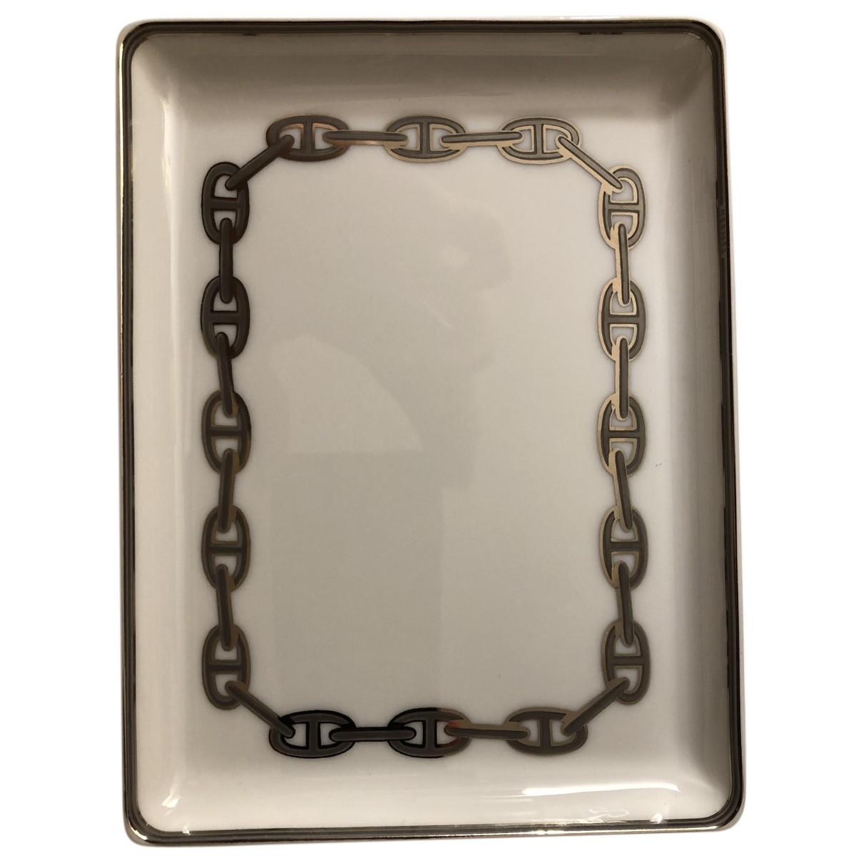 Hermes - Arts de la table Chaine dancre pour lifestyle en porcelaine - anthracite