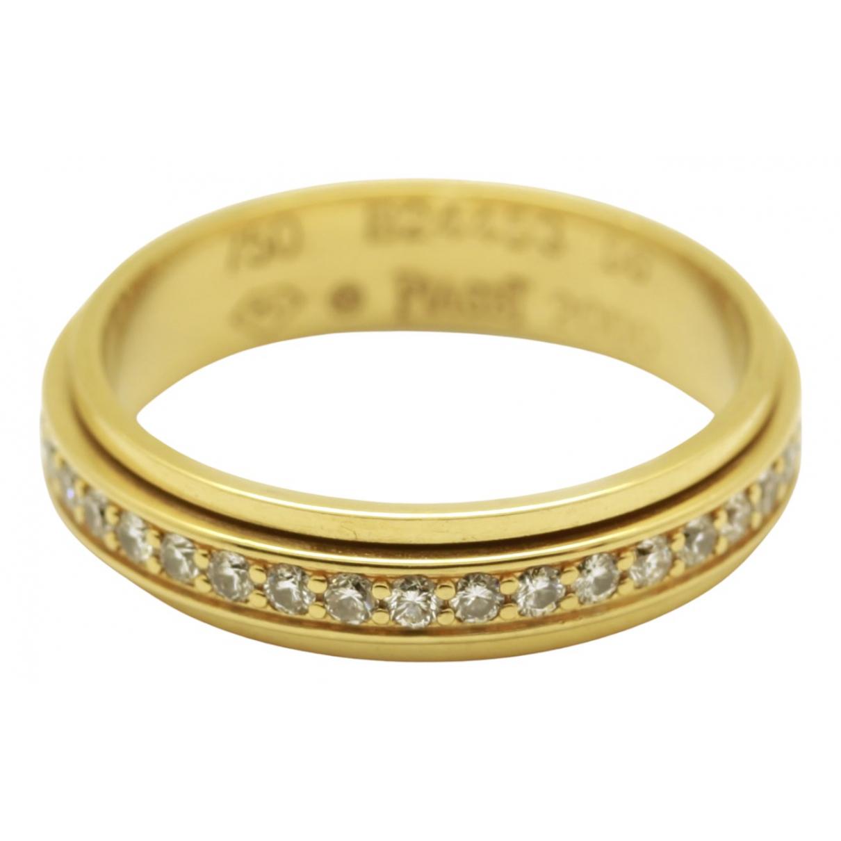 Piaget - Bague Possession pour femme en or jaune - dore