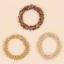 Elastisches Haarband mit Kristall