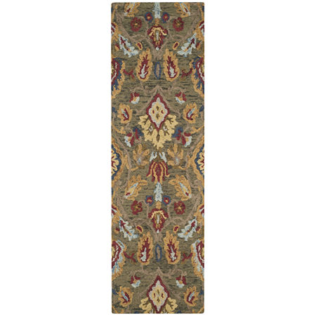 Safavieh Leland Hand Tufted Area Rug, One Size , Green