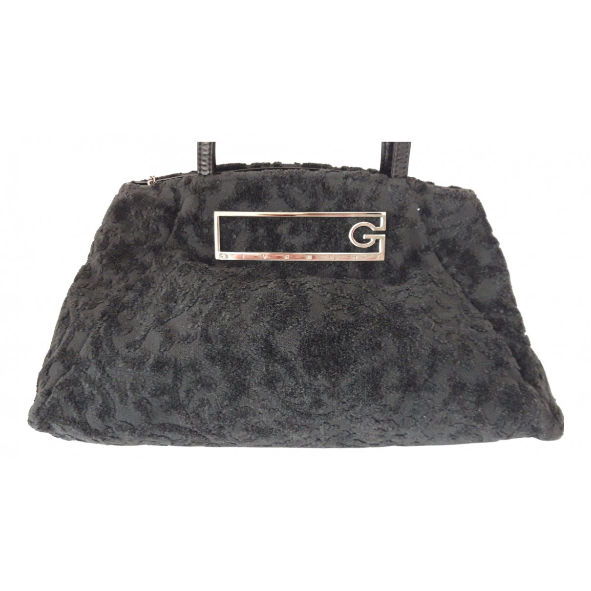 Givenchy \N Black Cotton handbag for Women \N