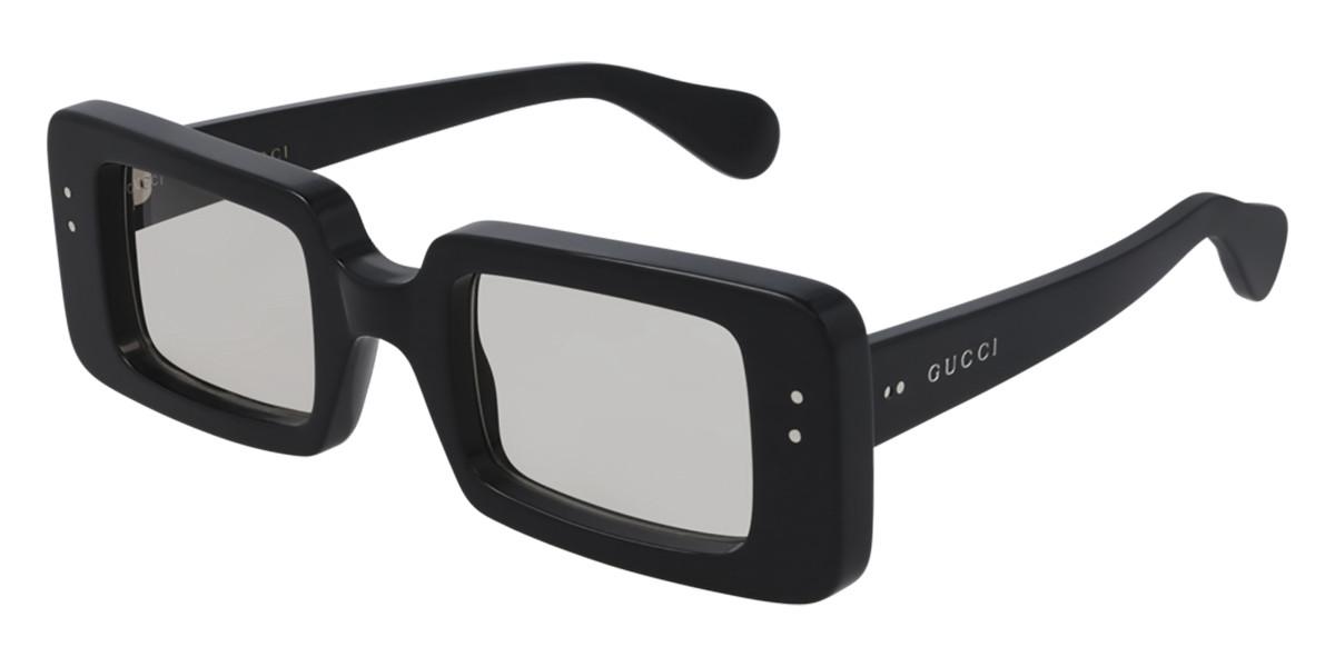 Gucci GG0873S 001 Men's Sunglasses Black Size 48 - Free RX Lenses