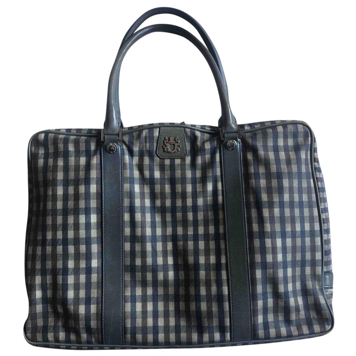 Aquascutum N Beige Leather handbag for Women N