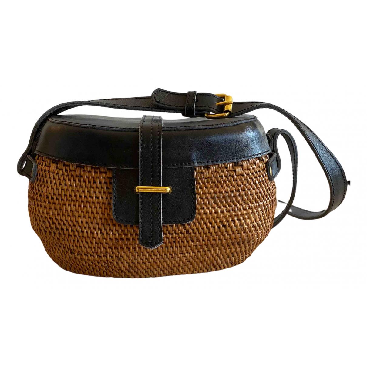 Posse \N Black Wicker handbag for Women \N