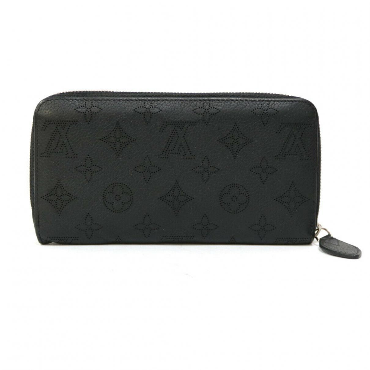 Louis Vuitton \N Kleinlederwaren Schwarz