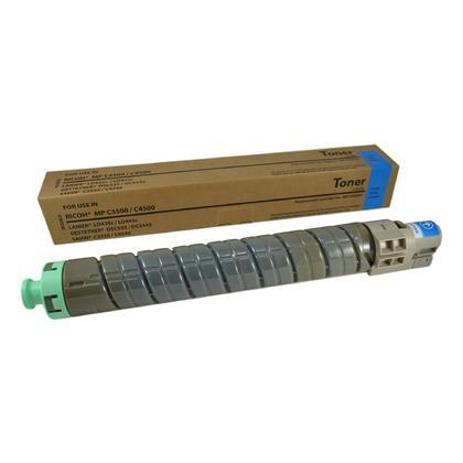 Ricoh 888607 Original Cyan Toner Cartridge