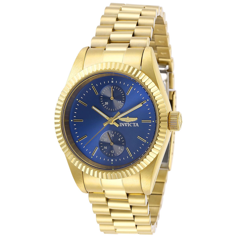 Invicta Women's Specialty 29446 Gold Stainless-Steel Quartz Dress Watch