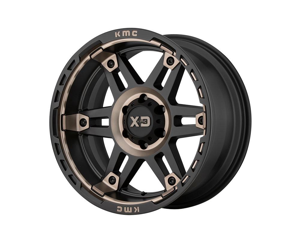 XD Series XD84029088918 XD840 Spy II Wheel 20x9 8x8x180 +18mm Satin Black Dark Tint