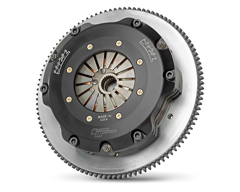 Clutch Masters 17180-TD7R-A 725 Series Twin Disc Race Clutch Volkswagen Golf 1.8L TSI MK5 6-Speed 2009