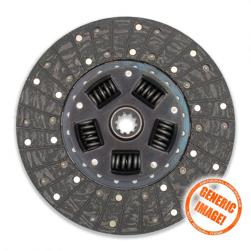 Centerforce 381942(R) I and II, Clutch Friction Disc Ford 4.6L V8 Manual
