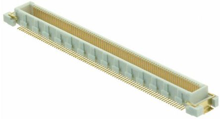 Hirose , FunctionMAX FX10, 168 Way, 2 Row, Straight PCB Header (5)
