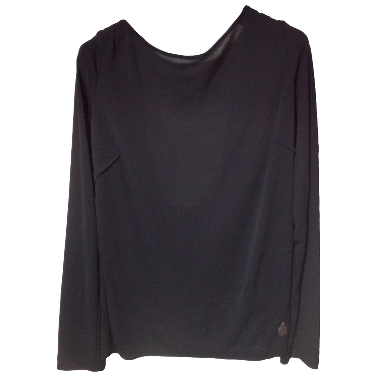 Galliano - Top   pour femme - noir