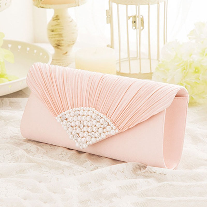 Ericdress Banquet Polyester Envelope Sweet Clutches & Womens Evening Bags