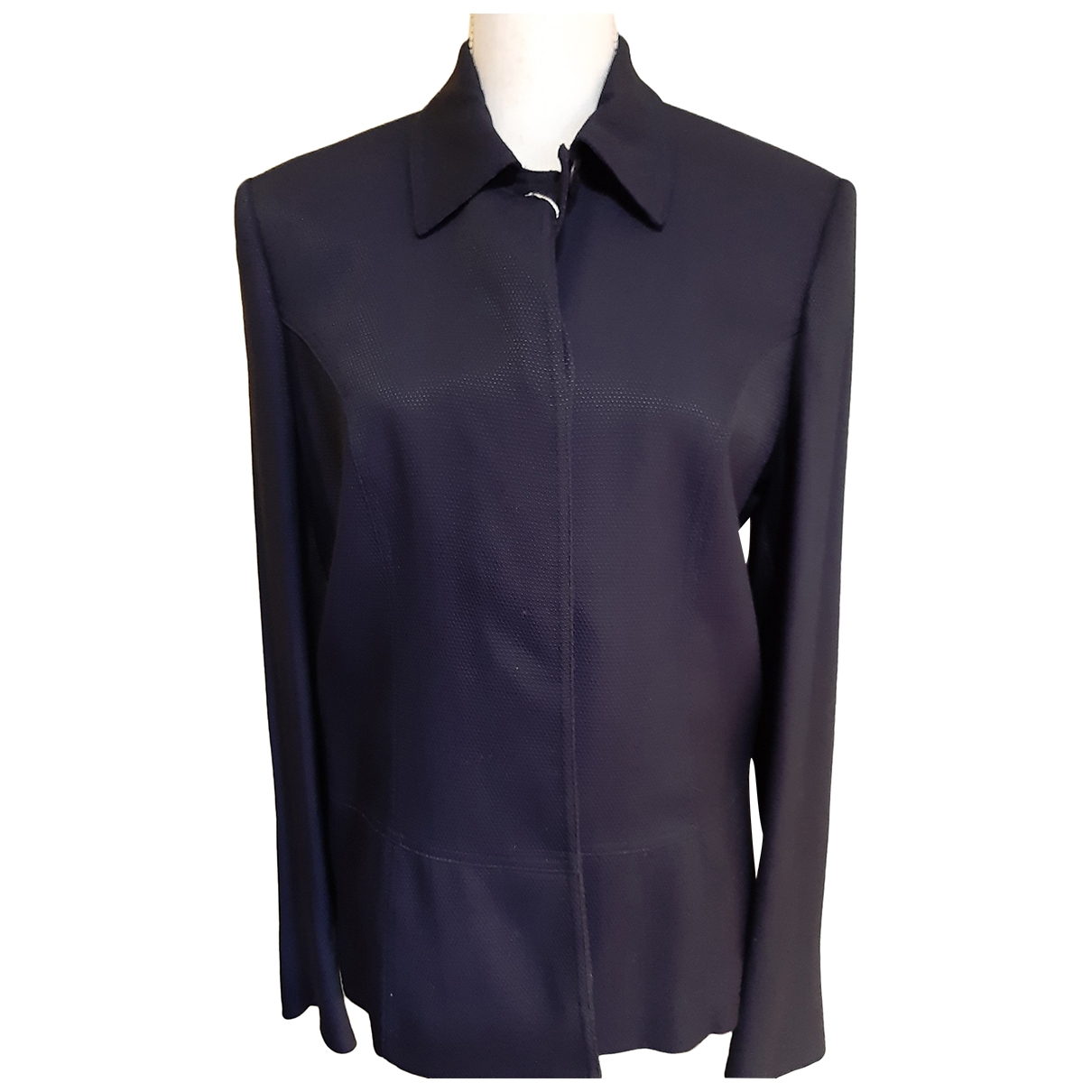 Versace Jeans \N Blue jacket for Women 36 IT