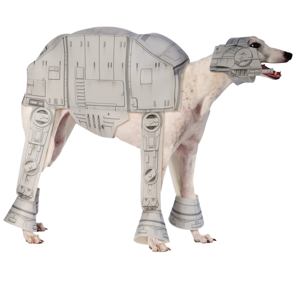 Star Wars At-At Imperial Walker Pet Costume - XLarge
