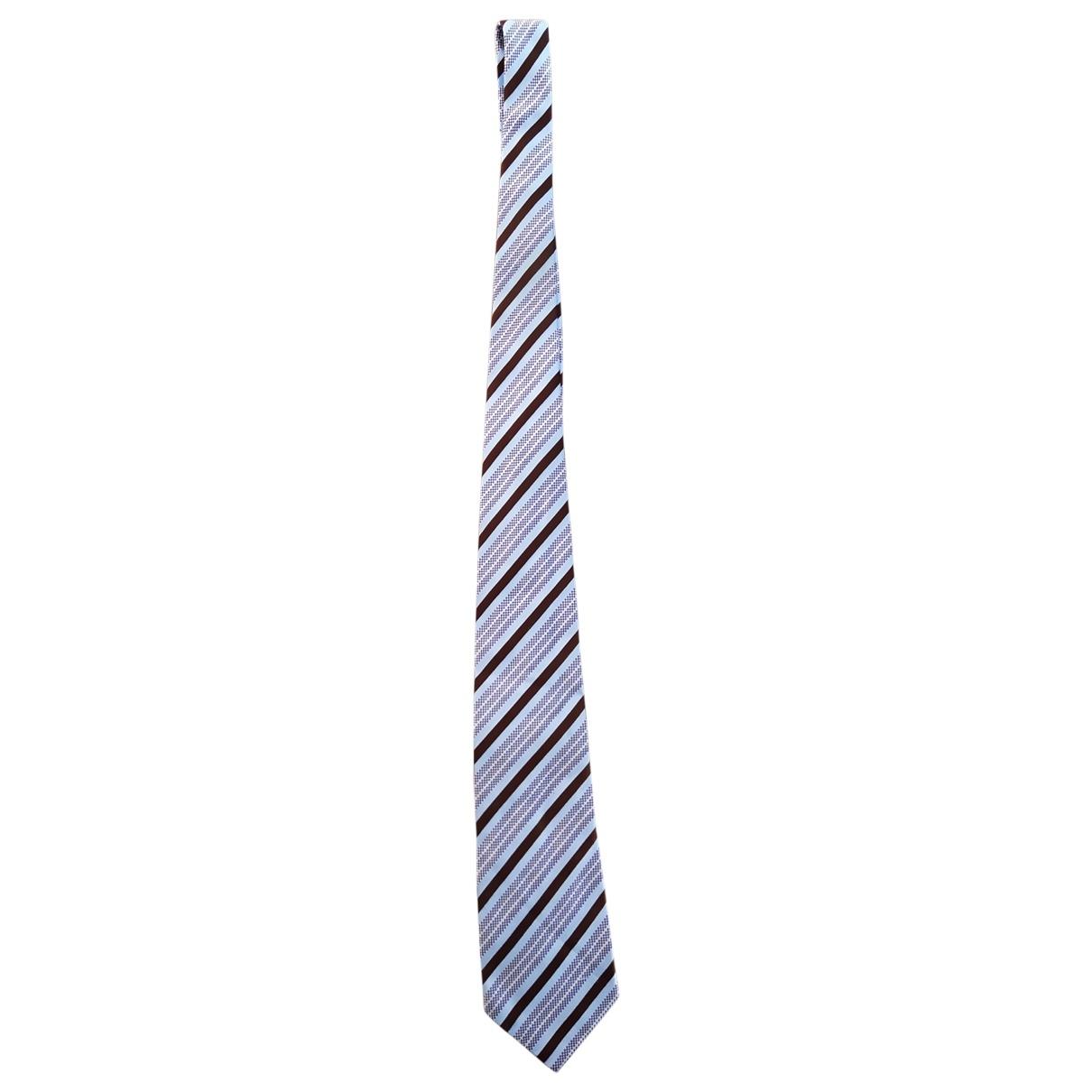 Gianfranco Ferre \N Krawatten in  Braun Seide