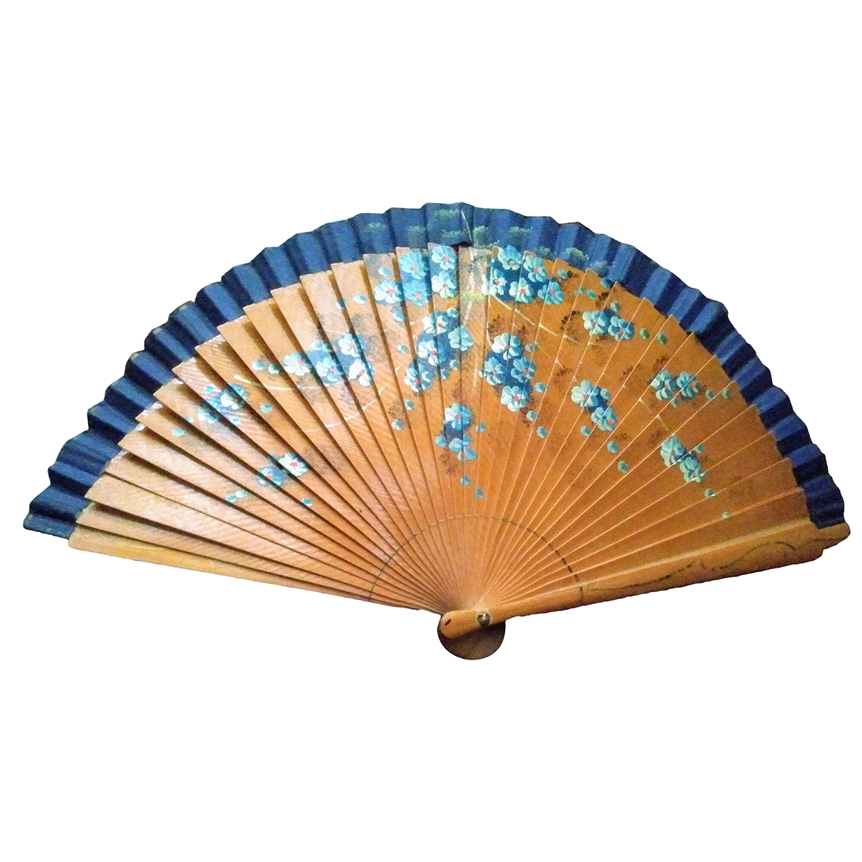 - Objets & Deco   pour lifestyle en bois - bleu