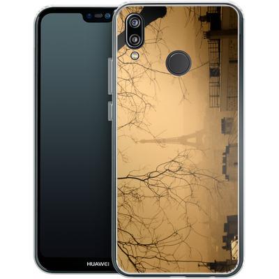 Huawei P20 Lite Silikon Handyhuelle - Paris von caseable Designs