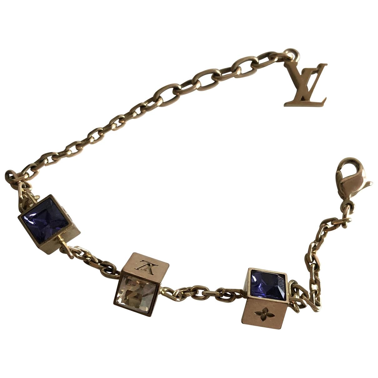 Louis Vuitton - Bracelet   pour femme en metal