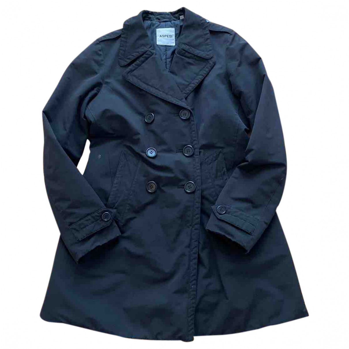 Aspesi \N Blue Trench coat for Women XS International