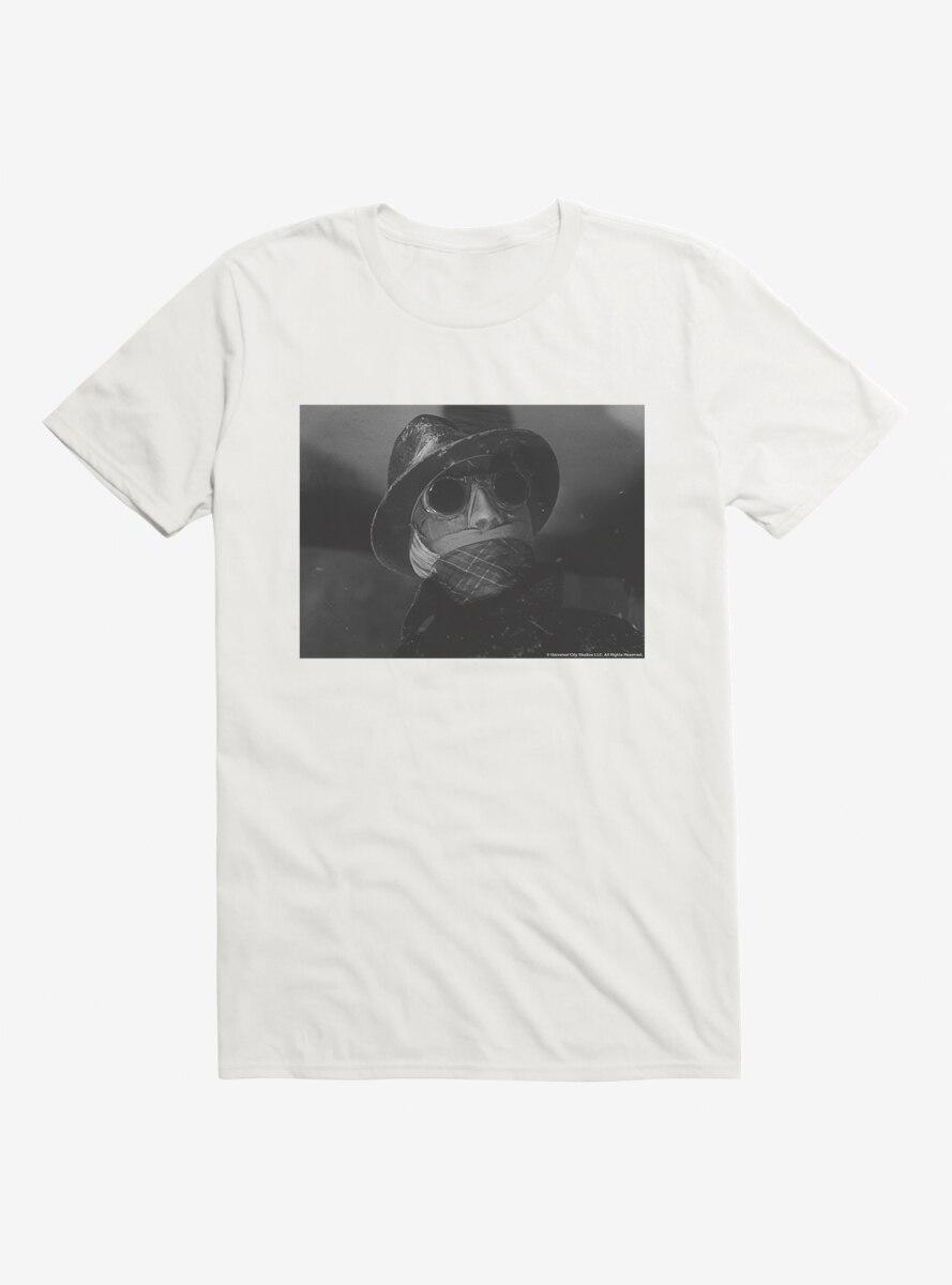 The Invisible Man Close Up T-Shirt