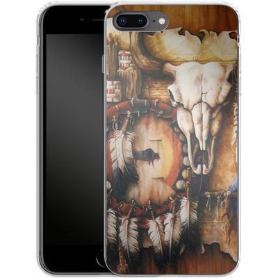 Apple iPhone 7 Plus Silikon Handyhuelle - Teri Rosario - Echo of the Buffalo von TATE and CO