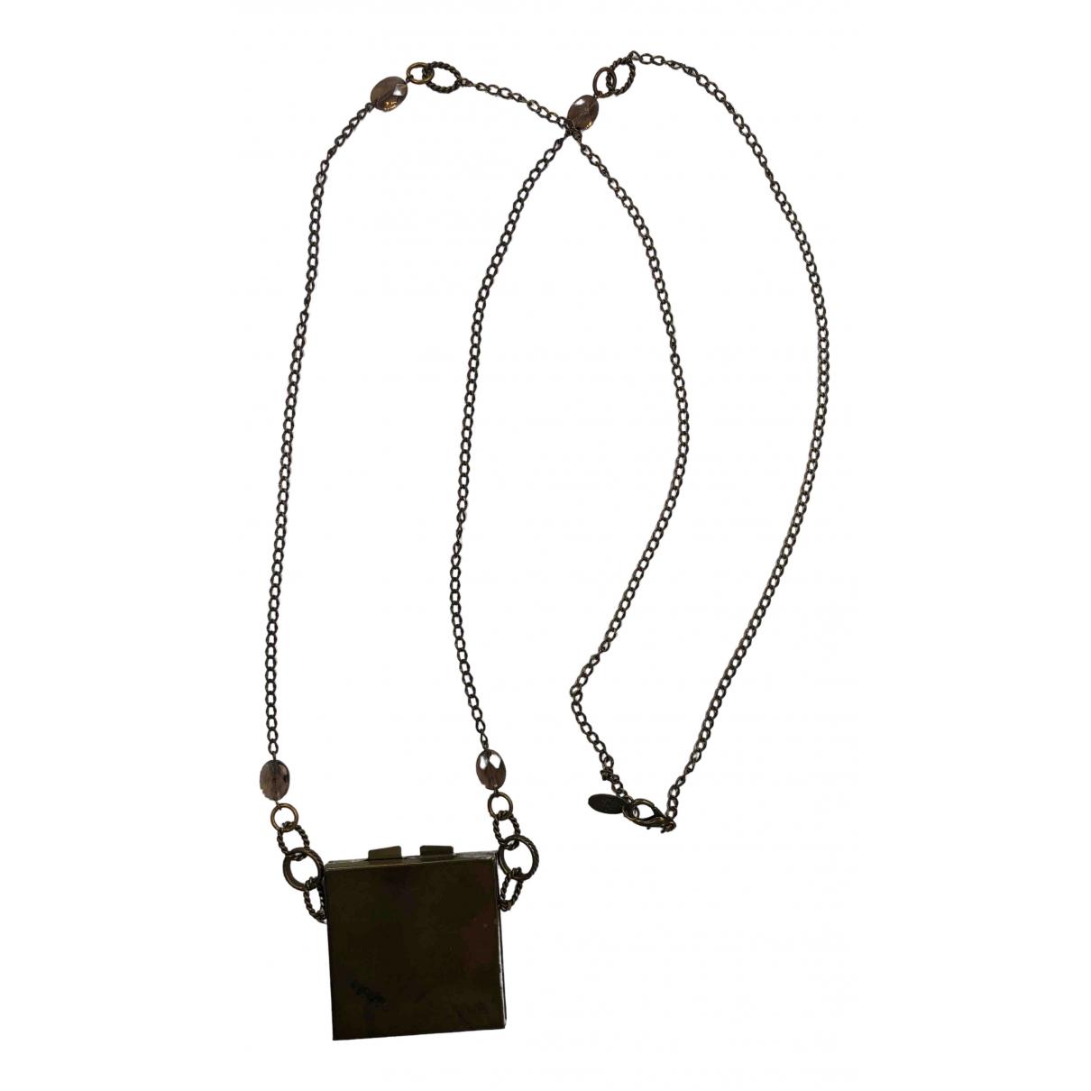 Isabel Marant Etoile \N Halskette in  Gold Metall