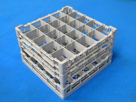 CC00127 Restaurant Commercial Dishwashers Glass Rack/ 25