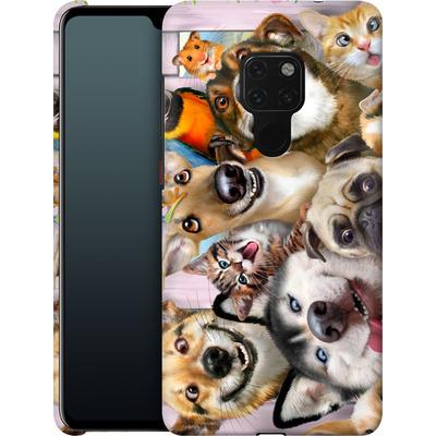 Huawei Mate 20 Smartphone Huelle - Pet Selfie von Howard Robinson