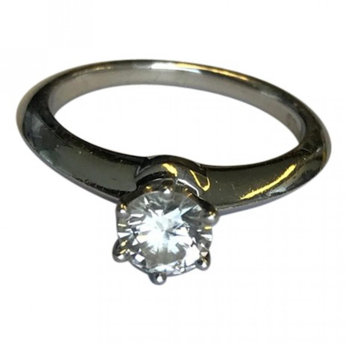 Tiffany & Co \N White Platinum ring for Women \N