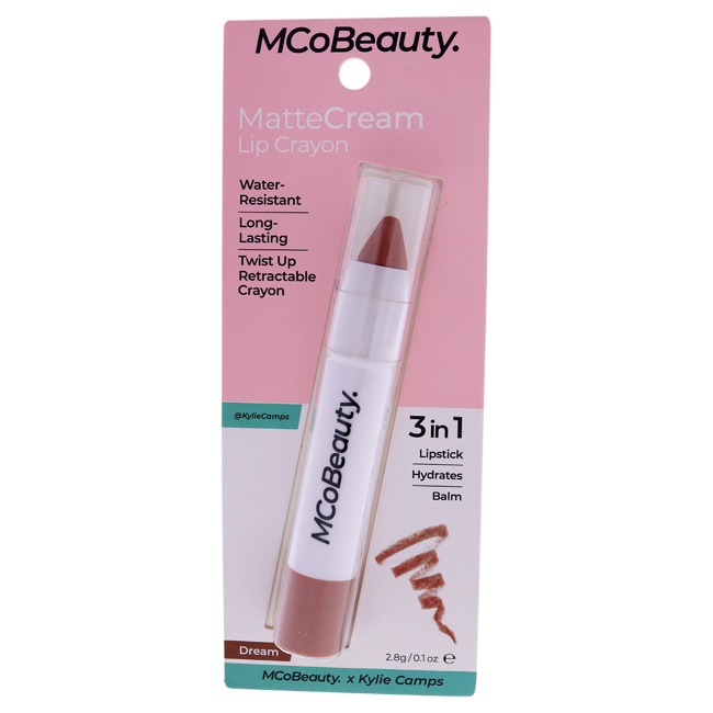 Matte Cream Lip Crayon - Dream