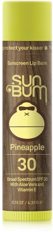 Sunscreen Lip Balm SPF 30 - Pineapple