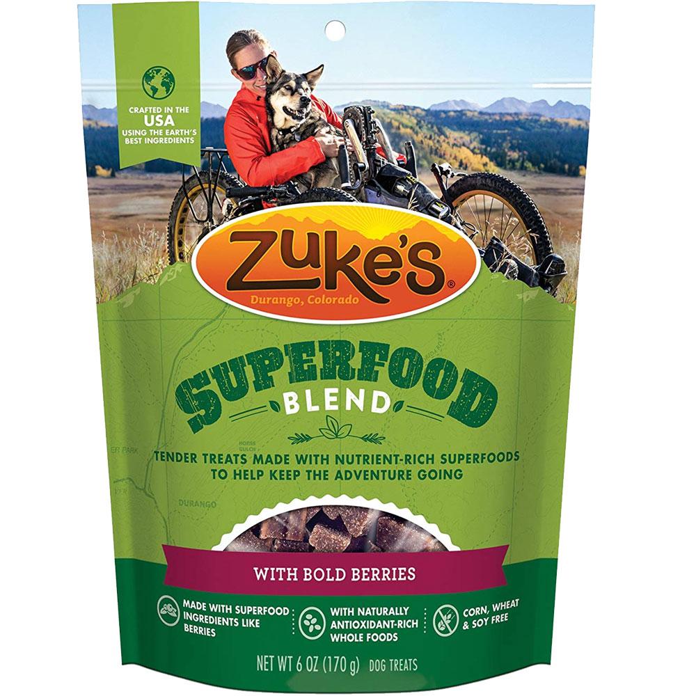 Zuke's Superfood Blend - Wild Bold Berry (6 oz)
