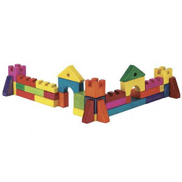 Woodworking Project Paper Plan to Build Playtime Building Blocks