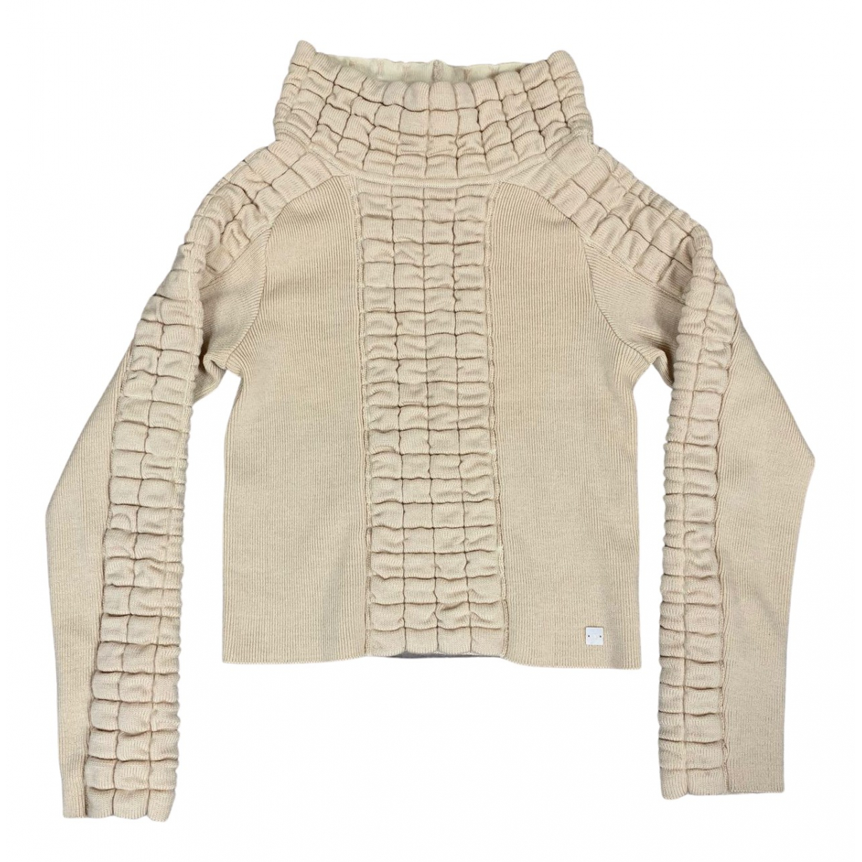 Chanel - Pull   pour femme en laine