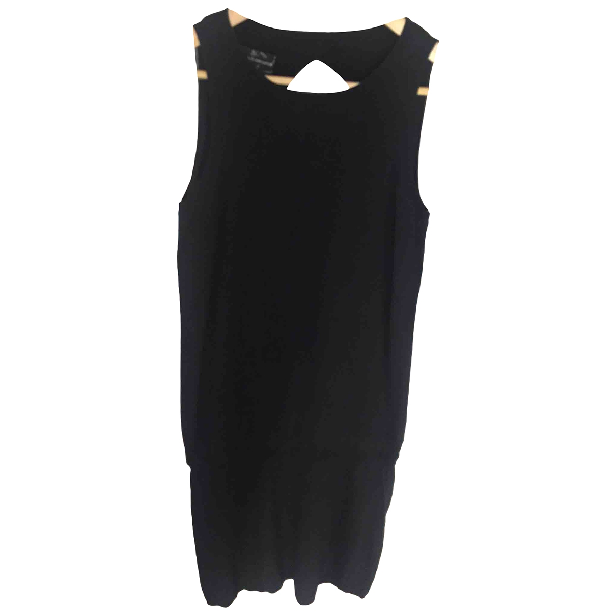 Zadig & Voltaire \N Black Wool dress for Women 36 FR