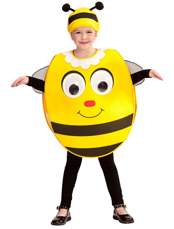 Kinder-Kostuem Kostuem Biene Kinder 2tlg. 2-4 Jahre Grosse: 2-4 Jahre
