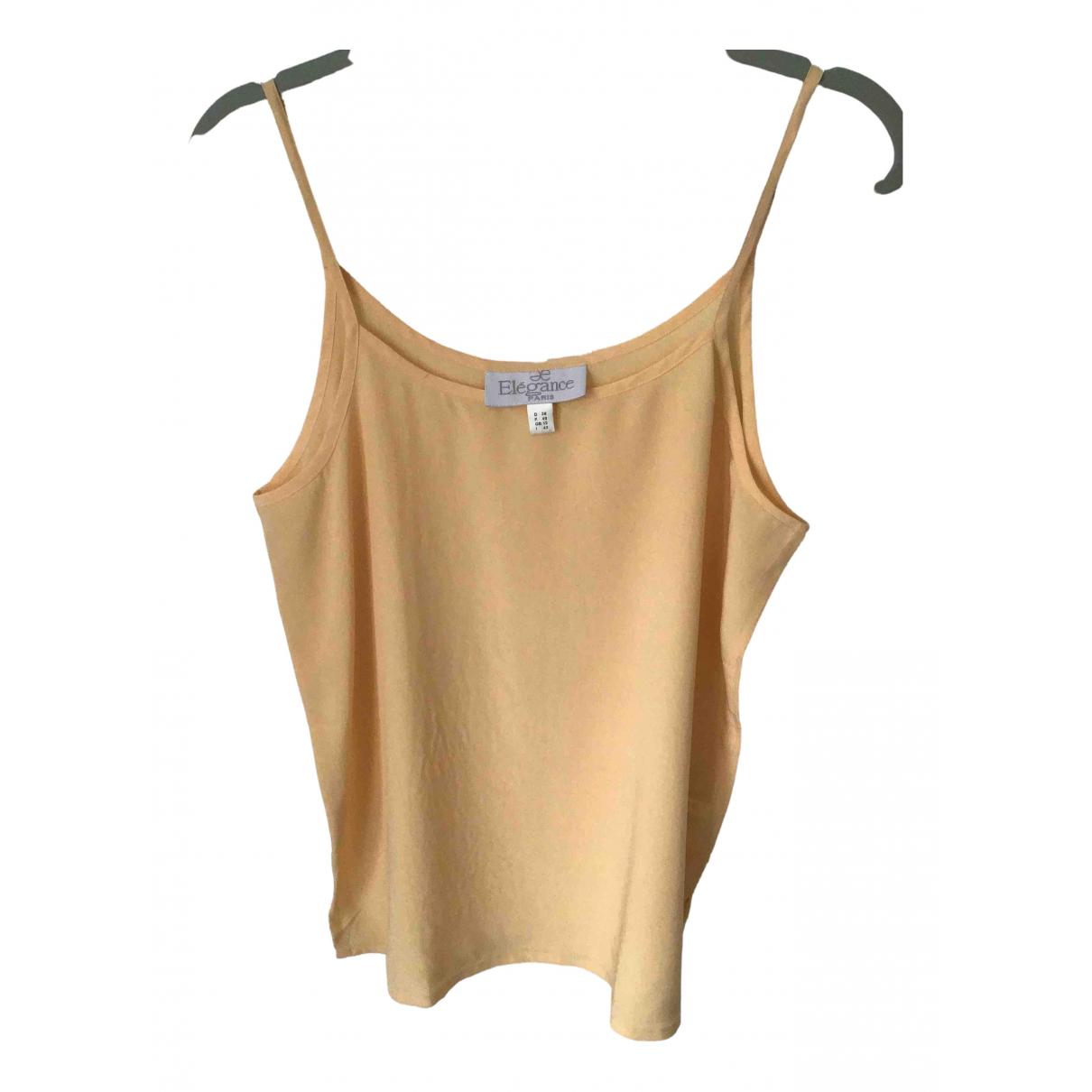 Elegance Paris \N Silk  top for Women 40 FR