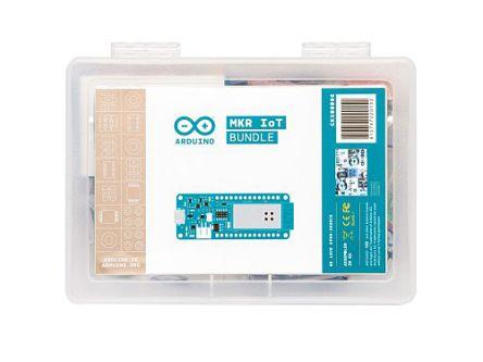 Arduino GKX00006, Development Board  MKR IoT Bundle for SAMD21 Cortex-M0+ 32bit Low Power ARM MCU