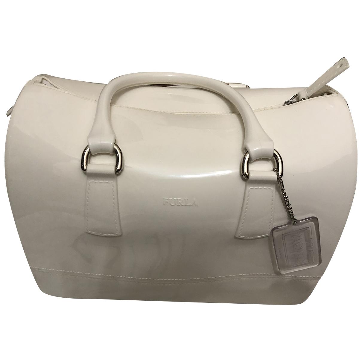 Furla Candy Bag White handbag for Women \N