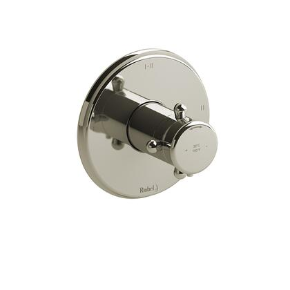 Retro RT23PN-EX 2-Way Thermostatic/Pressure Balance Coaxial Complete Valve Expansion Pex  in Polished