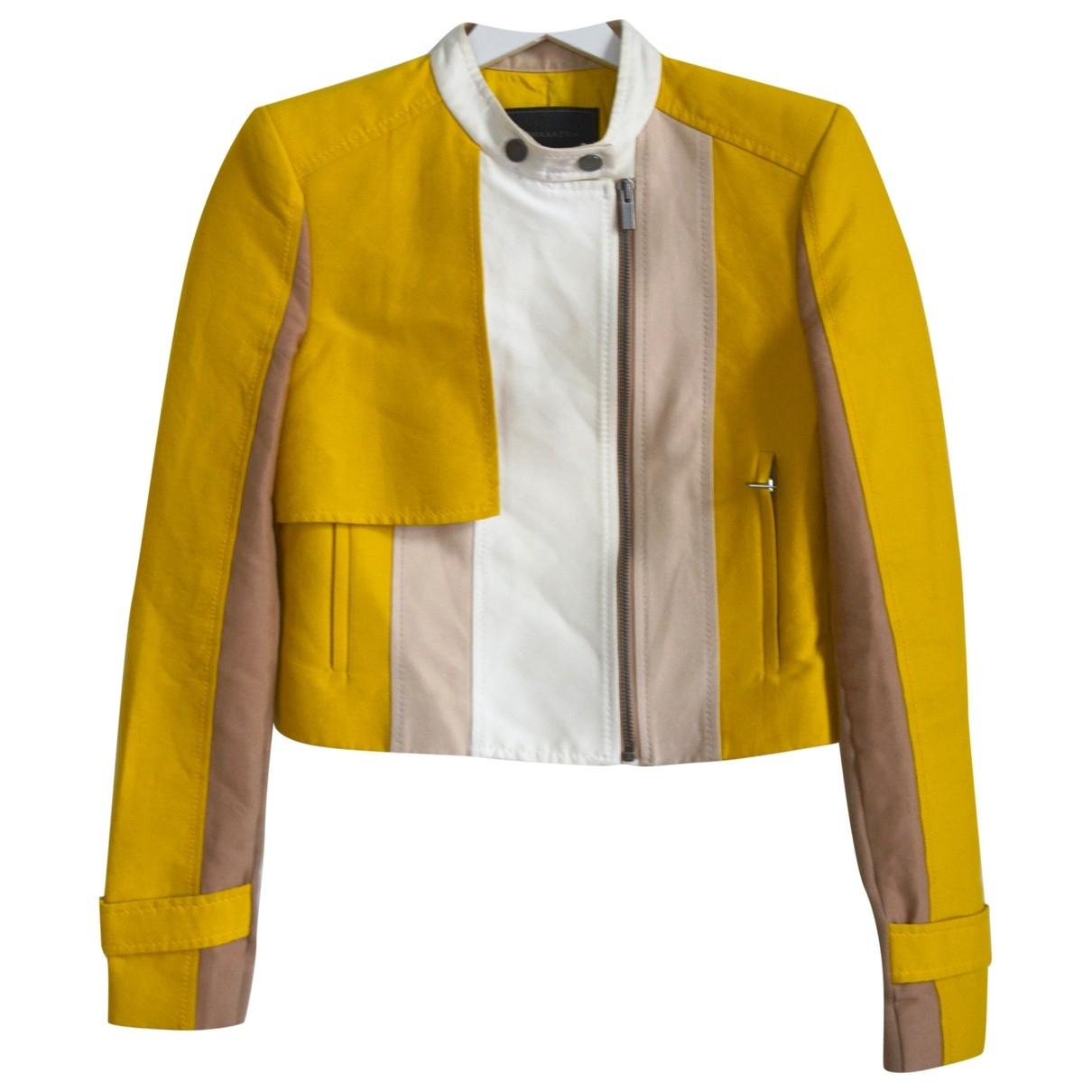 Bcbg Max Azria - Veste   pour femme en laine - multicolore