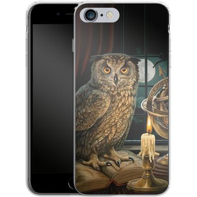 Apple iPhone 6 Plus Silikon Handyhuelle - The Astrologer von Lisa Parker