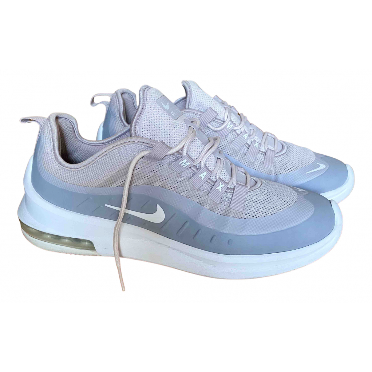 Nike Air Max  Grey Cloth Trainers for Women 41 EU
